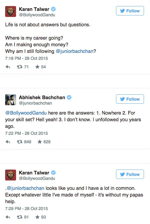 Abhishek-bachchan-Tweets