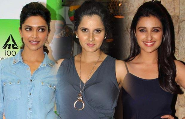 Deepika-Sania-Parineeti-Chopra