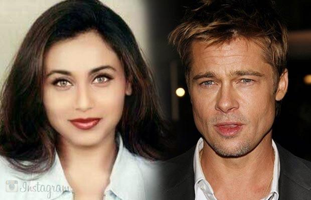 Rani-Mukerji-&-Brad-Pitt