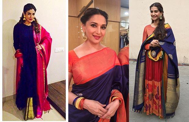 SOnam-Madhuri-Raveena-