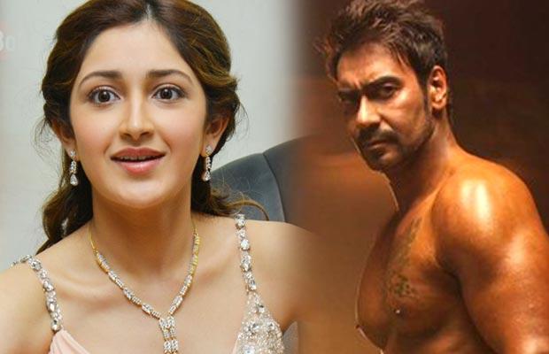 Ajay-Devgn-Saisha-Sehgal