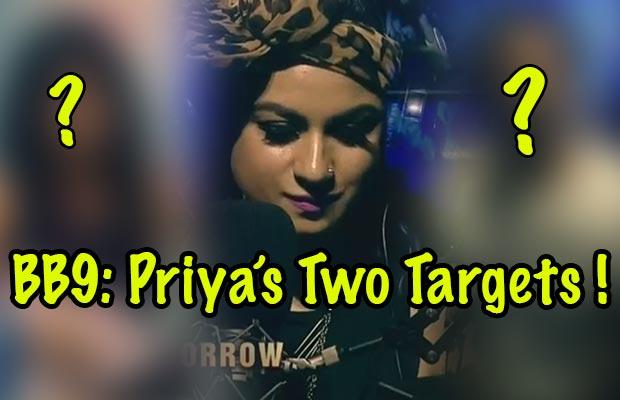 Bigg-Boss-Priya Maliknew-targets