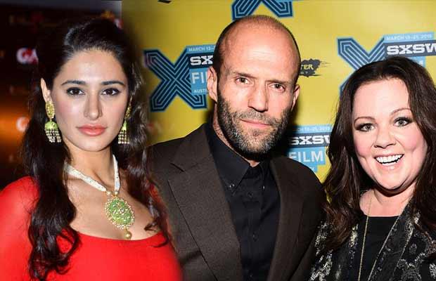 Nargis-Fakhri,-Jason-Statham-&-Melissa-McCarthy