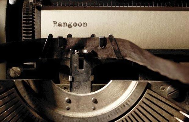 Rangoon-