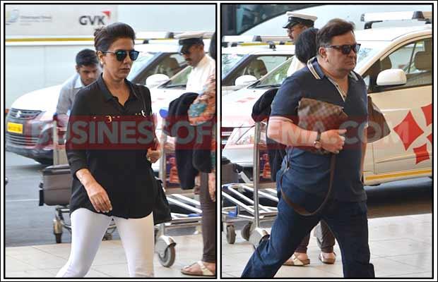 Rishi-Kapoor-&-neetu,vidyut-jamwal-Airport-001