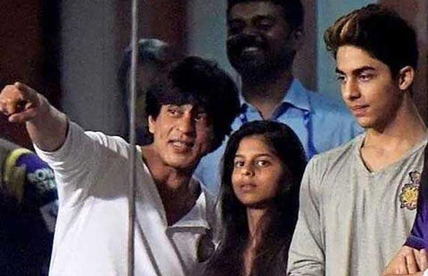 SRk-Suhana-Aryan-