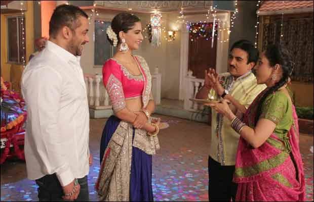 Salman-Khan-&-Sonam-kapoor-will-celebrate-Diwali-with-Taarak-Mehta-team