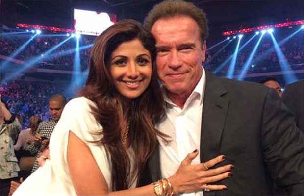 Shilpa-Shetty-&-Arnold-Schwarzenegger