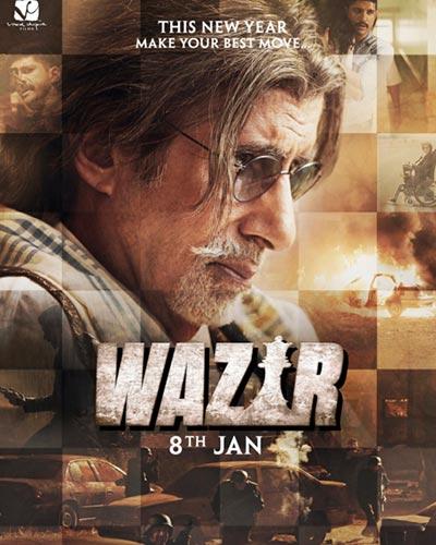 Wazir-Poster