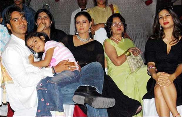 Ajay-Devgan-family