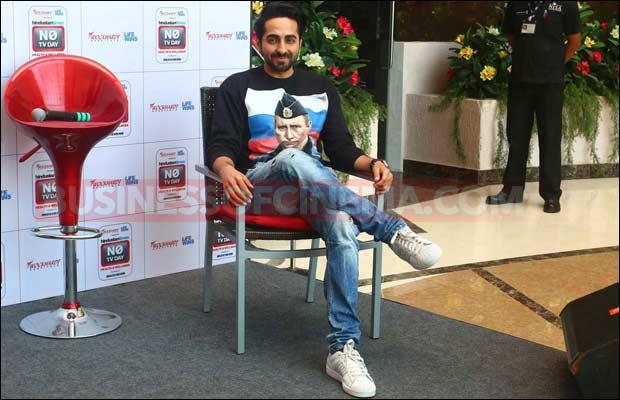 ayushman khurana no tv day 5