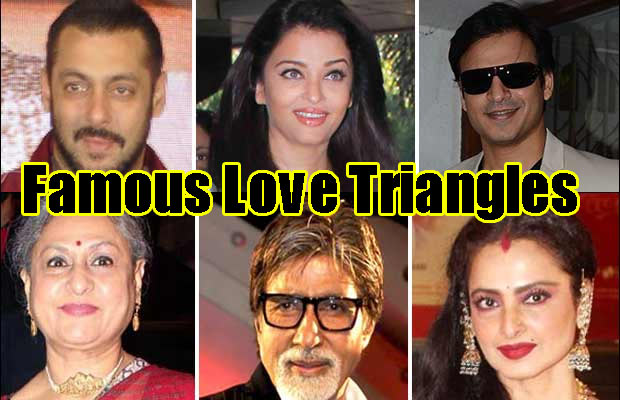 Famous-Love-Triangles