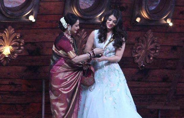 Rekha-AIshwarya-Rai-Bachchan