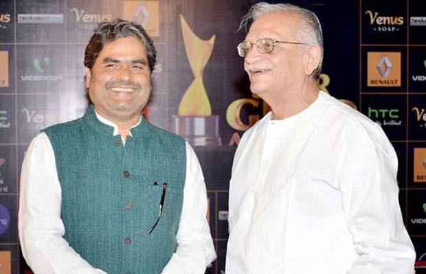 Vishal-Bhardwaj-and-Gulzar-step