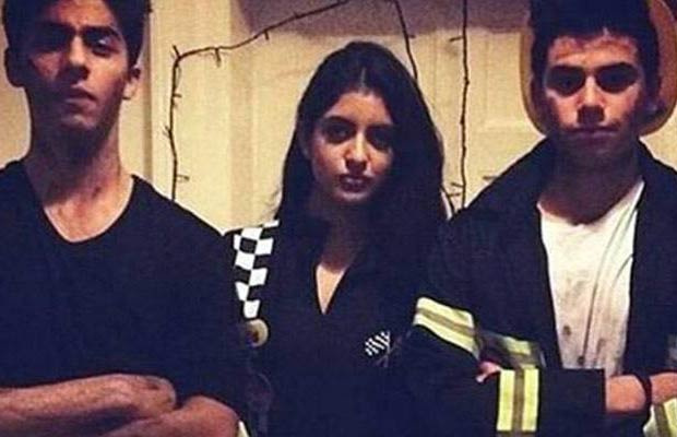 Aryan Khan And Navya Viral Photo: Shah Rukh...