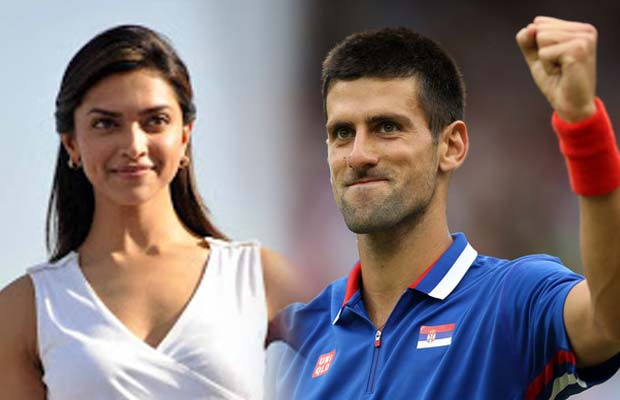Deepika-&-Novak-Djokovi