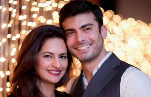 Fawad-Khan-with-wife