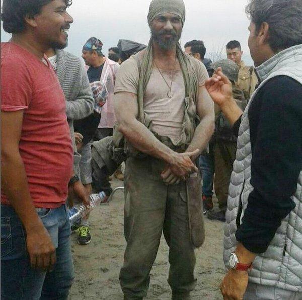 Shahid Kapoor Rangon