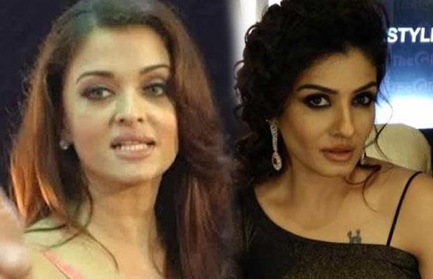 Aishwarya Rai Bachchan Raveena Tandon