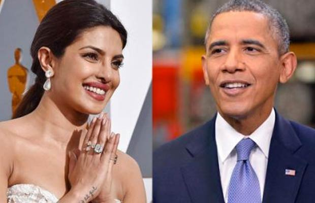 Barack Obama invites Priyanka Chopra for dinner at White House