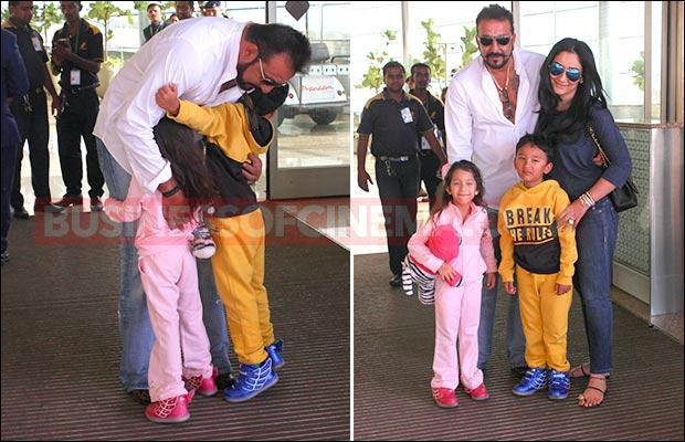 Sanjay-Dutt-Family