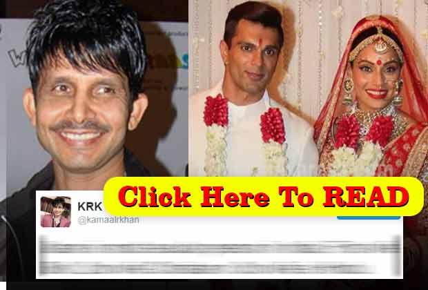 Krk-&-Karan Singh Grover-&-Bipasha