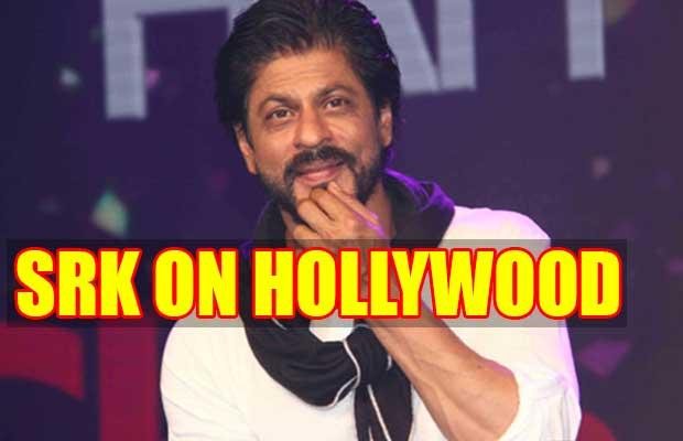 SRK-HOLLYWOOD
