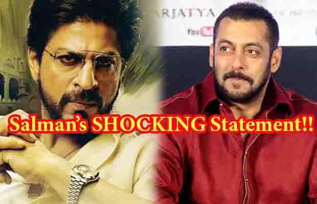 Salman Shah Rukh Khan Raees