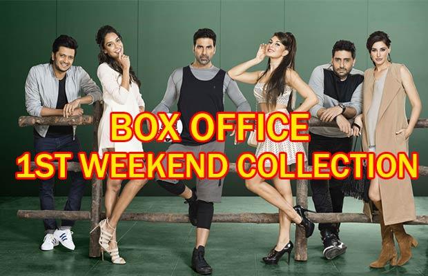 Housefull3-Boxoffice-weekend