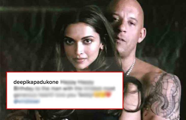 Deepika-Padukone-Vin-Diesel-tweet