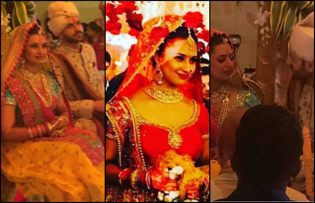 719fa97956a69 Divyanka Tripathi's First Picture Post Marriage Will Make You Go All Aww