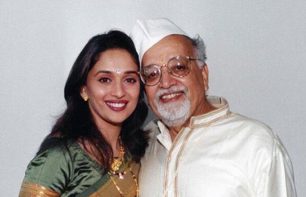 Madhuri-Dixit-Father