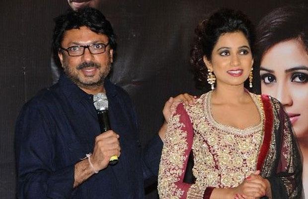 Sanjay-Leela-Bhansali-Shreya-Ghosal