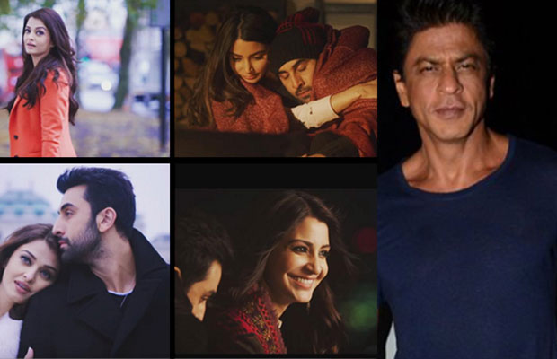 Image result for shahrukh khan in ae dil hai mushkil