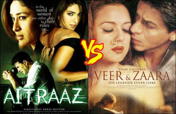 Aitraaz-Veer-Zara-Poster