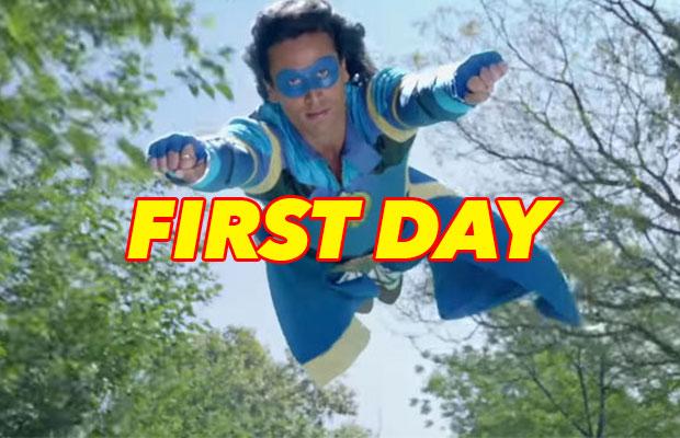 FLYING-JATT-FIRST-DAY