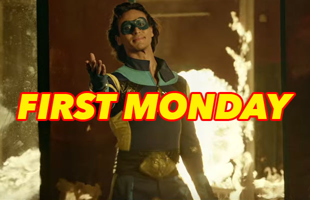 Tiger Shroff Starrer A Flying Jatt First Tuesday Collection