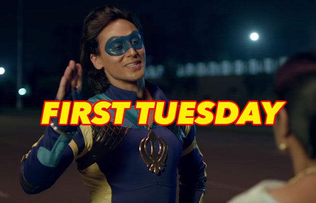 Tiger Shroff, A Flying Jatt, Second Day (2nd) Box Office collection report