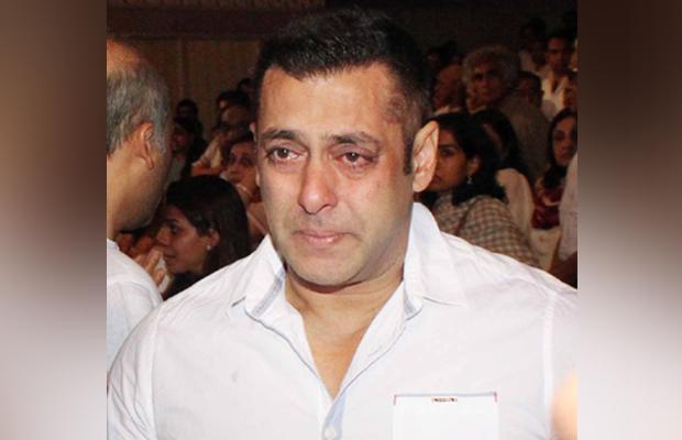Salman Khan sad