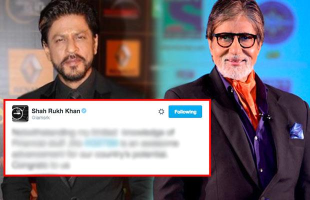 Shahrukh-Khan-Amitabh-Bachchan-tweet