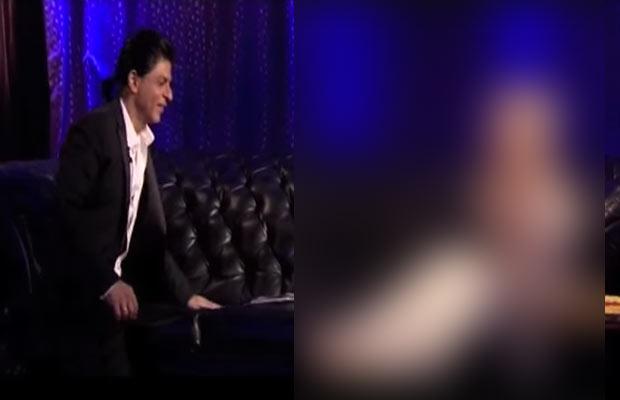 Shahrukh-Khan-Lady-gaga-Blur