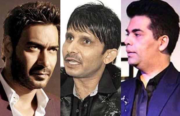 Ajay accuses Karan Johar of buying critics against him