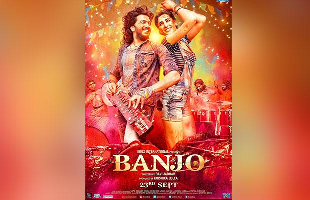 Banjo-Poster