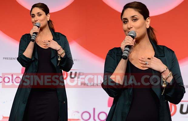 Kareena in no mood to take a break after child birth