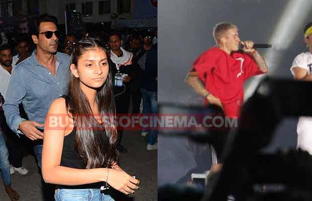 Arjun Rampal Justin Bieber