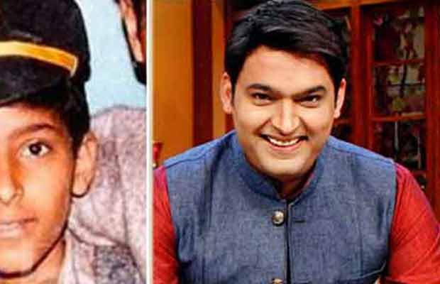 OMG! Throwback Pictures Of Our Favourite The Kapil Sharma Show Star