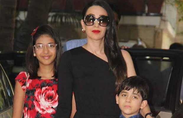 Karisma Kapoor Kids