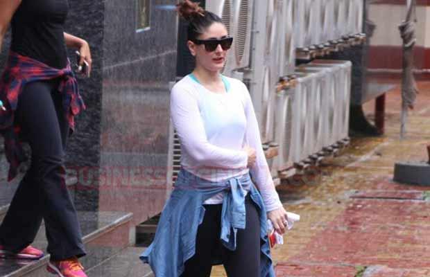 Kareena Kapoor Khan Gym Amrita Arora