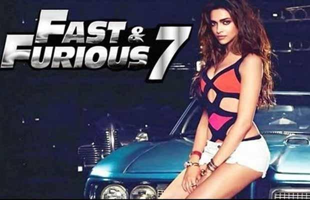 Deepika Padukone Furious 7
