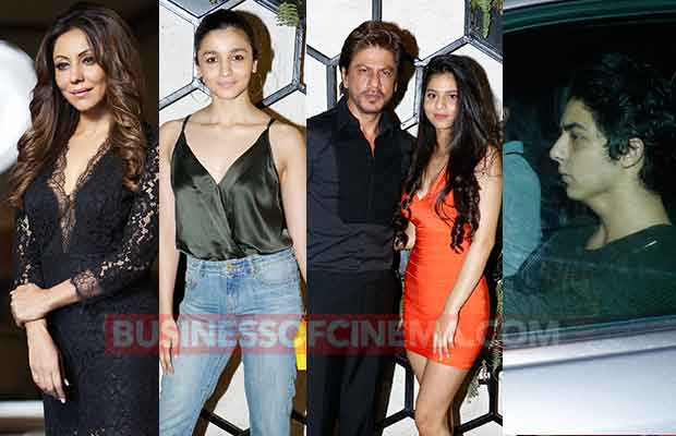 Featured Shah Rukh Khan Gauri Khan